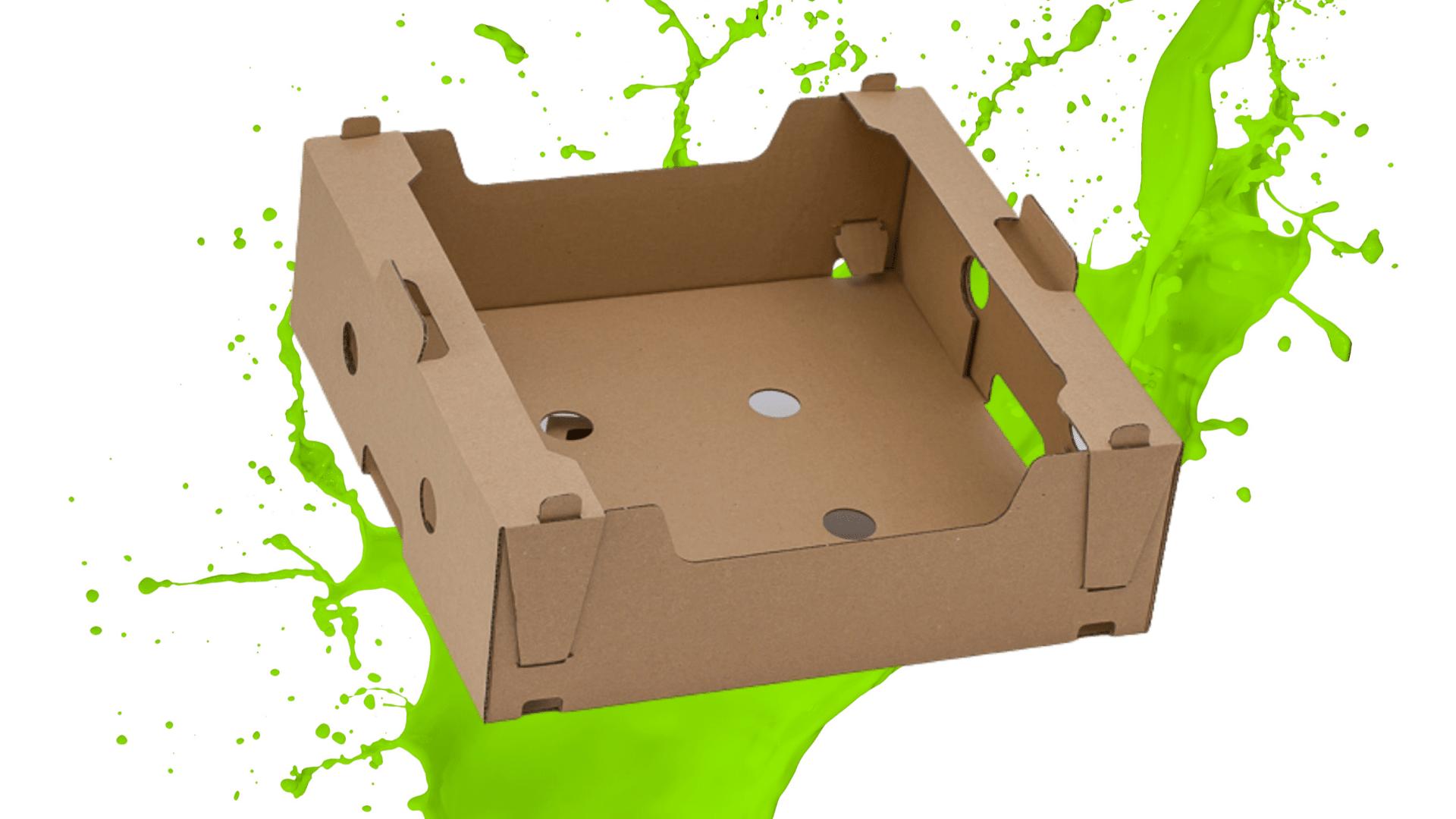 Zöldséges doboz Para-Mis